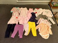 Winter girls clothes 9 months Germantown, 20876