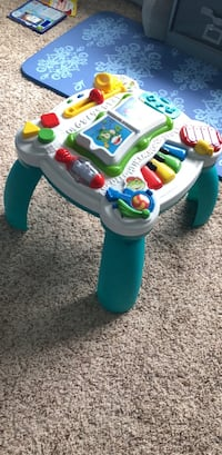 LeapFrog Learn and Groove Musical Table Activity Center Anchorage, 99507