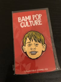 Home Alone Kevin McCallister Exclusive Collectible Enamel Pin