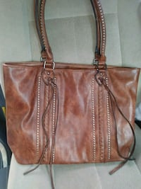 BRAND NEW NEVER BEEN USED Brown Leather Purse Indianapolis, 46204