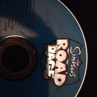 Simpsons road rage gamecube game take as is Toronto, M6G 3X3