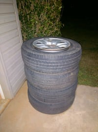 Toyota tundra wheels and tires Fort Valley, 31030