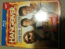 Hangover blu ray box set