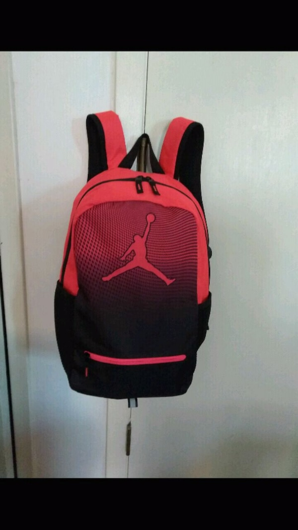 Used Air Jordan Backpack new with tag for sale in Lyndhurst - letgo
