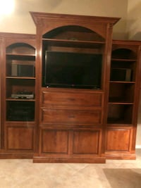 3 Piece hand crafted entertainment set Southwest Ranches, 33330