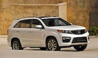 Kia Sorento fully loaded awd 50000km Edmonton