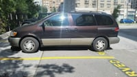 2001 Toyota Sienna LE, $1700 AS IS Toronto, M2N 5S2
