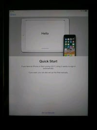 Ipad 5th Generation 32GB (cell service option) Tulsa, 74107