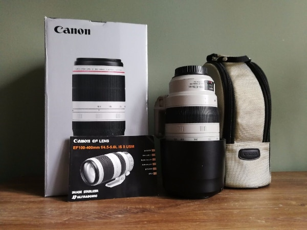 white and black Canon DSLR camera