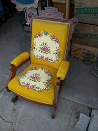 Tapestry chair Stockton, 95204
