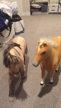 $50 each. Or two for $80. American Girl retired horses. Serious only please. Check out my other AMerican girl items. Vaughan, L4J 5L7