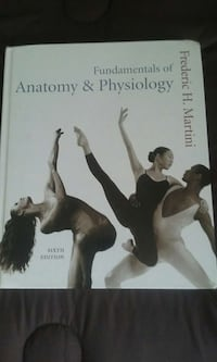 Anathomy and Phisiology book Perris, 92571