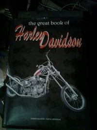 The Great Book of Harley-Davidson book Parma, 44134