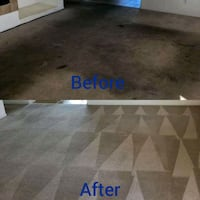 Carpet cleaning with free tile and grout cleaning