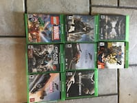 Any game for 15$. Willing to negotiate on the older games just msg me Harker Heights, 76548