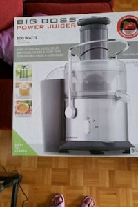 Juicer - 800 Watts