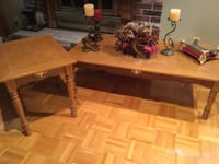 Solid Wood Tables MONTREAL