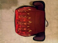 red and black car seat cover Memphis