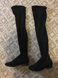 Over the knee boots size 6 New Westminster, V3L
