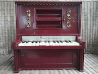Vintage Toy Electric Piano Lodeon by J. Chein & Co Brownsburg, 46112