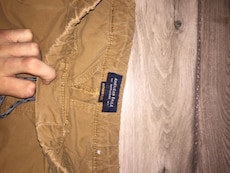 Brown American Eagle joggers size small