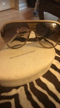 Authentic Baleciaga sunglasses purchased at sunglass hut Knoxville, 37931