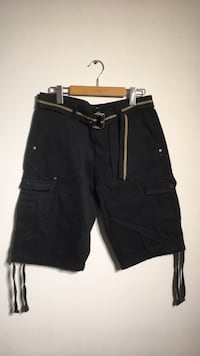 New Six Sense Shorts with Belt 478 km