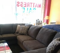 Huge Ashley Sectional Sale Roseville