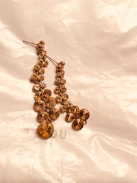 Gold-colored beaded necklace Fairfax, 22030