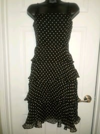 Bcbg with tan polka dots Las Vegas, 89102