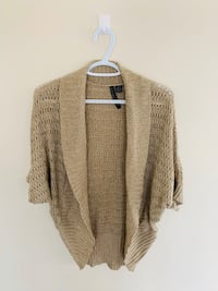 Crochet sweater cardigan Toronto, M2N 1Y6