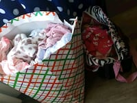 baby's assorted clothes Welland, L3B 2S6