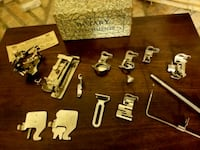 SEWING MACHINE ROTARY ATTACHMENTS  McAllen
