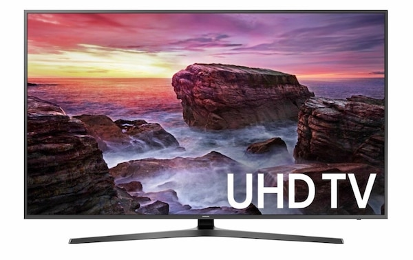 "Samsung 58"" LED 4K Smart UHD TV 120Hz Refresh BRAND NEW Model UN58MU6070F 2b862a2b-0067-4db3-81e6-d93ff7548579"