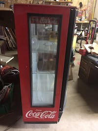 Old Coke Cooler Olympia, 98512