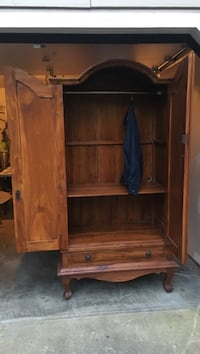 brown wooden cabinet with shelf Lexington, 29072