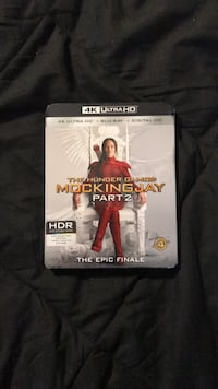 The Hunger Games Mockingjay Part 2 4k blu ray Vienna, 22180
