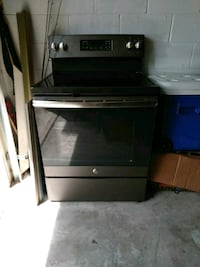 black and gray induction range oven Lake Wales