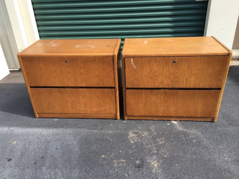 2-3-4-5-6 Drawer Lateral File Cabinets 5