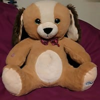 Dog CloudPets Plushie Rosamond, 93560
