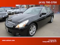 2012 INFINITI G for sale Owings Mills