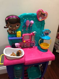 toddler's multicolored plastic kitchen playset 55 km