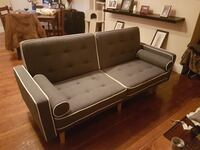 Couch- twin bed pull out couch  Cranston, 02910