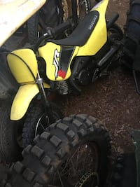 yellow and black all-terrain vehicle Stafford Springs, 06076