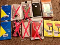iPhone 7/8+ cases and glass screens Lexington, 40517