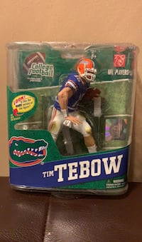 Tim Tebow action figure (collectible)