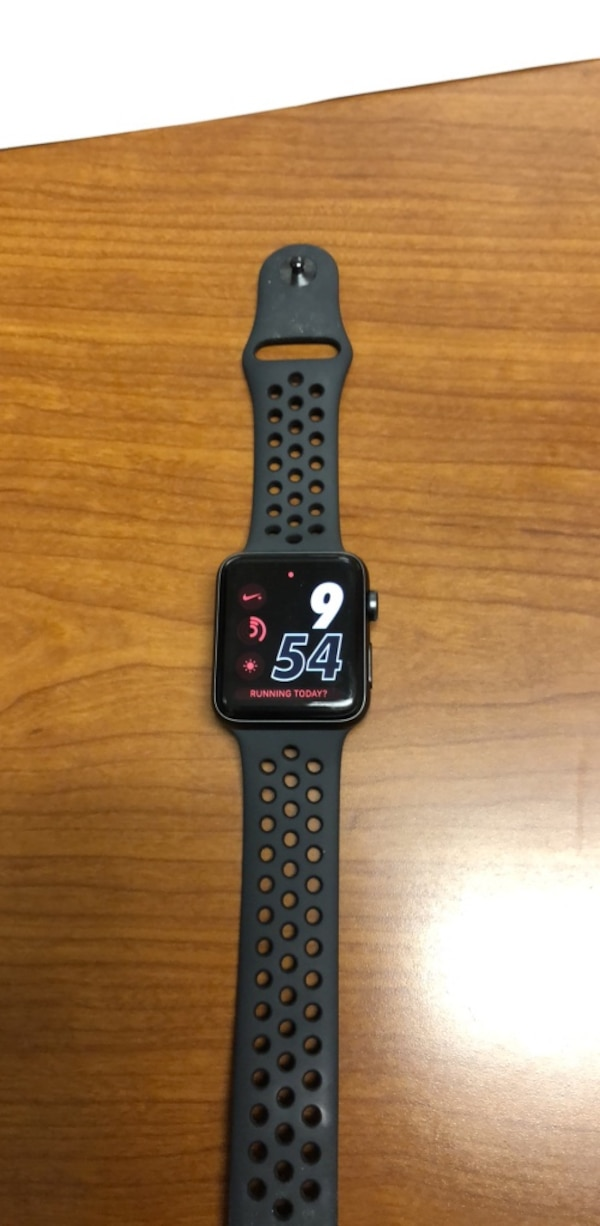 Nike  +  Apple Watch Series  3 with LTE