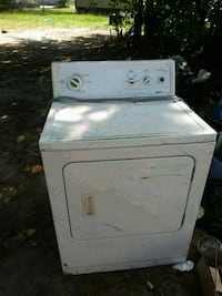 white front-load clothes washer Fayetteville, 28306