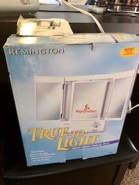 Remington make-up mirror