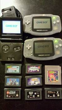 GAME BOY SETS + 2 GAMES FROM $40! New Westminster, V3M 3Y3